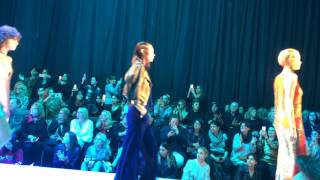 תצוגת אופנה גליה להב שבוע האופנה גינדי תל אביב 2017