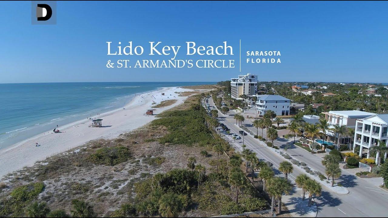 Lido Key And St Armands Circle Homes