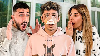 I Got Plastic Surgery & This is How My Friends Reacted...