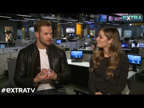 Kellan Lutz Talks Being a Married Man & His Recent Mini 'Twilight' Reunion!
