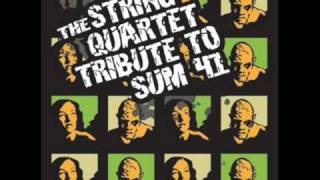 sum41 - In Too Deep ( The String Quartet Tribute to Sum 41 )