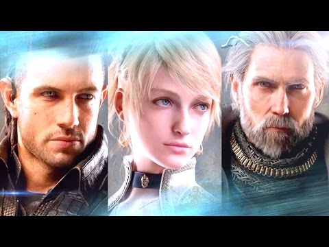 Final Fantasy XV: The Story BEFORE the Game | Kingsglaive & Brotherhood Story Summary