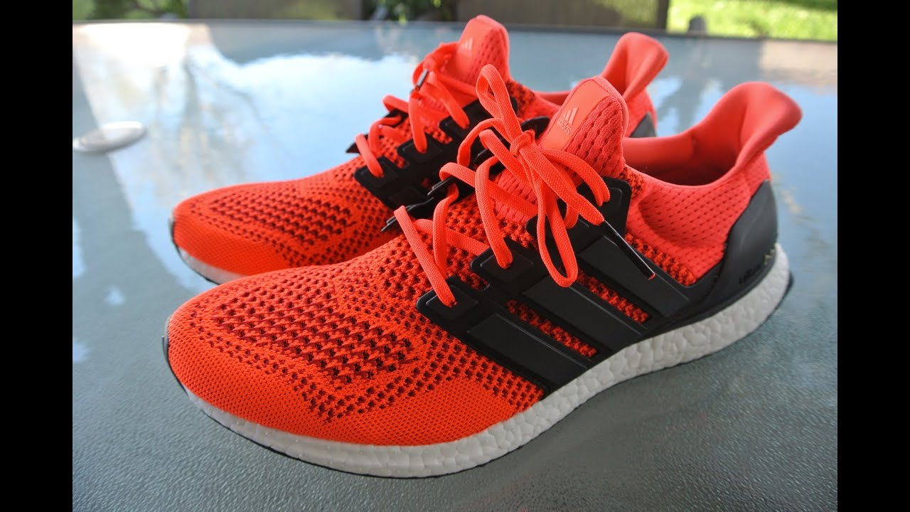 Ultra Boost Red