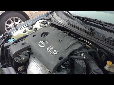 P0507 Nissan Altima 2.5l  throttle body idle air relearn.