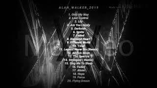 Alan Walker Full Album 2019