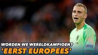 Worden we Wereldkampioen? 'Eerst Europees' - VOETBAL INSIDE