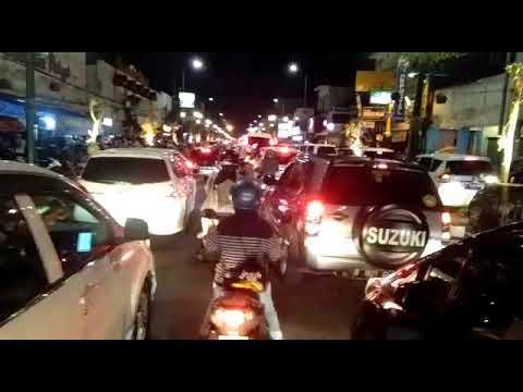 Libur Akhir Tahun 2018, Kota Yogyakarta Dikepung Kemacetan