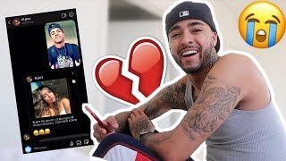 CATFISHING My LITTLE SISTER To See If She CHEATS On Her BOYFRIEND!!! *Loyalty Test*