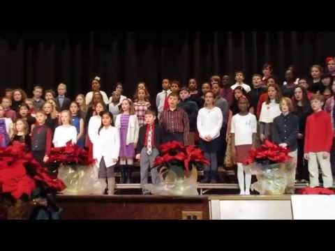 A Gift for Every Child - Most Holy Rosary School Christmas 2014 program