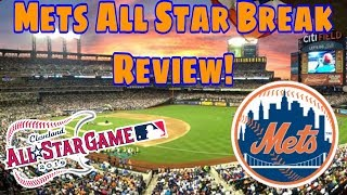 2019 All Star Break! New York Mets Season Review!