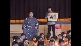 「阿蘇市フラッシュニュース」熊本出身の力士佐田の海関が親子二代に渡...