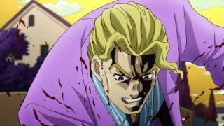 JJBA Diamond is Unbreakable - Koichi's Last Laugh