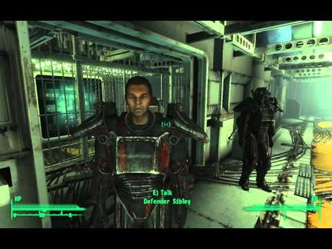 A n00b Play's - Fallout 3 DLC Operation Anchorage Final |