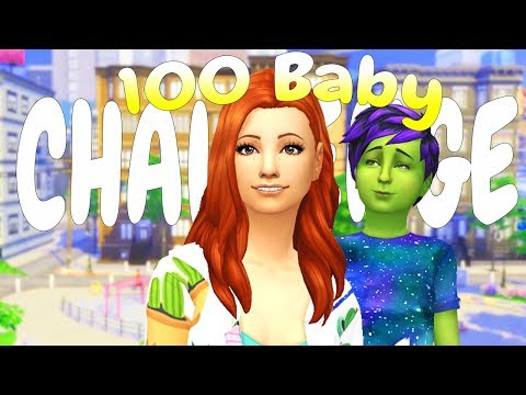The Sims 4: 100 Baby Challenge - Pregnancy #2 (Part 3) from YouTube · Duration:  21 minutes 30 seconds