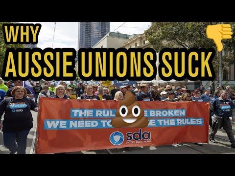 Australian Unions Suck, And Here's Why   BadEmpanada