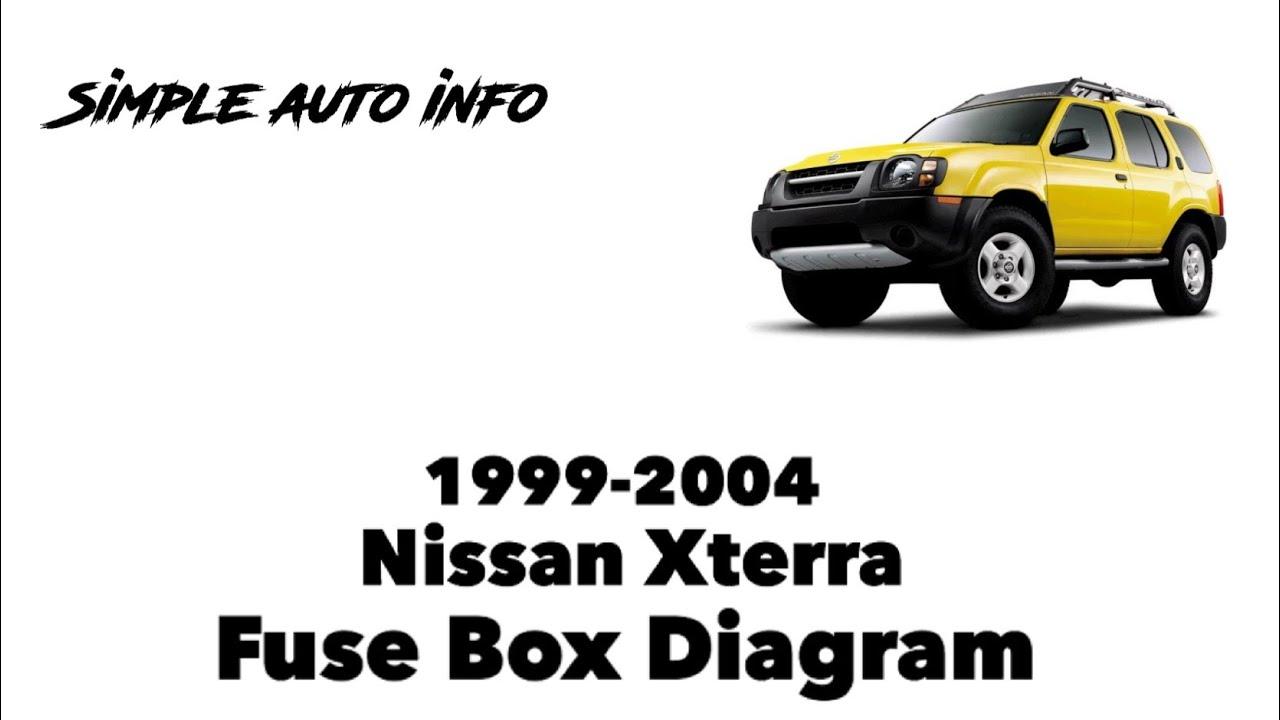 30+ 2004 Xterra Fuse Box Diagram