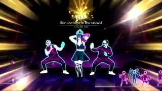 Just Dance 2014 Where Have You Been ON STAGE