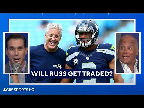 Will Russell Wilson get traded? Seahawks Offseason Preview  CBS Sports HQ