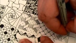 Zentangle Blocks