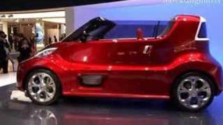 Nissan RD/BX Round Box - Tokyo Motor Show 2007 : DigInfo