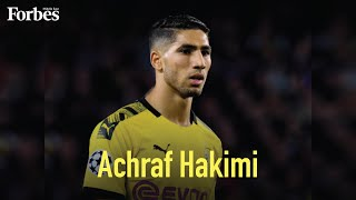 Achraf Hakimi: 2019 African Youth Player of the Year
