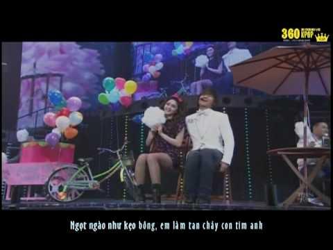 [Vietsub] Cotton Candy - Daesung (Electric Love Tour) [360kpop]