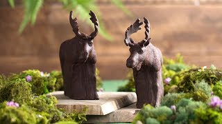 Chocolate Mousse Moose