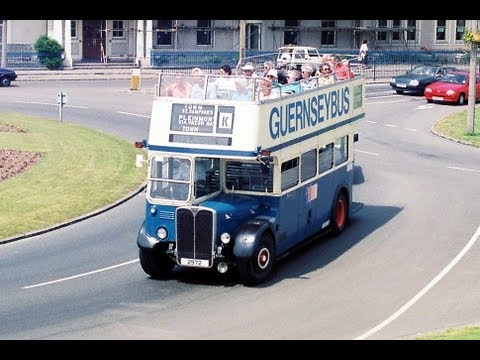 GUERNSEY BUSES 1993
