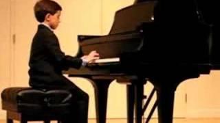 Ben Gottesman Piano - Sonatina in G  - Romanze