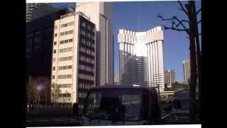 赤坂プリンスホテルが解体により縮んでいく様子をまとめてみました。