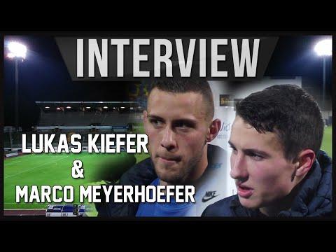1 FC Saarbrücken  FCAstoria Walldorf Interviews nach dem Spiel 20 Spieltag