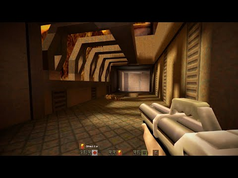 Quake II Mission Pack: The Reckoning | Outer Compound (04/19) |