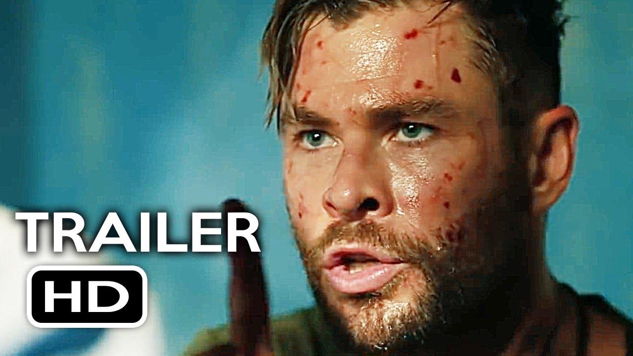 Extraction Trailer 2020 Netflix Youtube