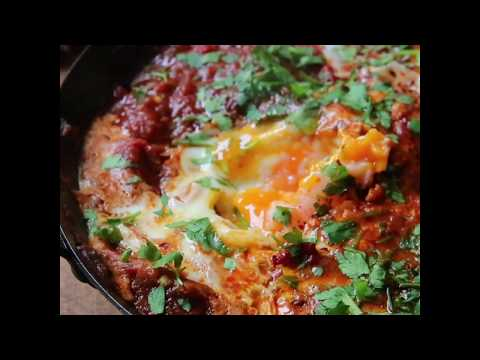 Smoky Shakshuka Recipe