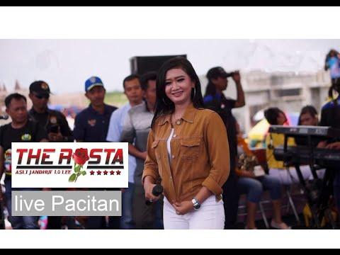 Tangise Sarangan ~ Hana Monina _ THE ROSTA_ ( BASS PRO ) Live Wonokarto , PACITAN