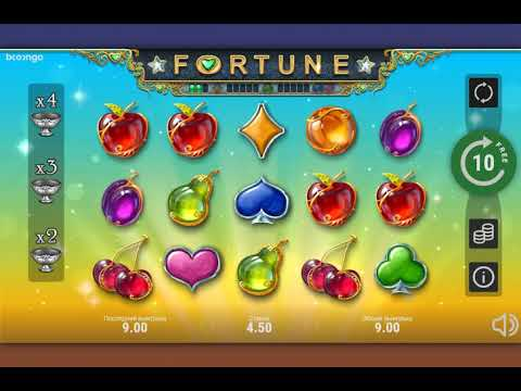 Игровой автомат FORTUNE MULTIPLIER играть бесплатно и без регистрации онлайн