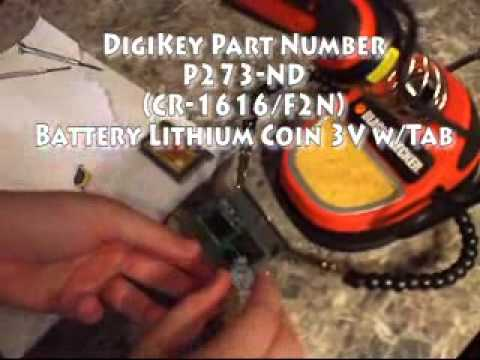 review black decker soldering iron youtube. Black Bedroom Furniture Sets. Home Design Ideas