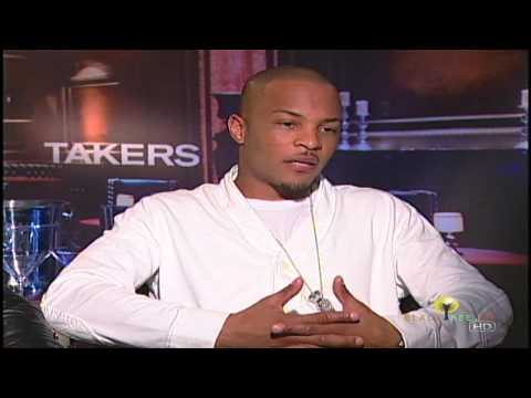 T.I. gets taken to jail after release of Takers