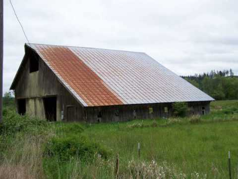 Rusty Tin And Barn Siding For Sale Youtube