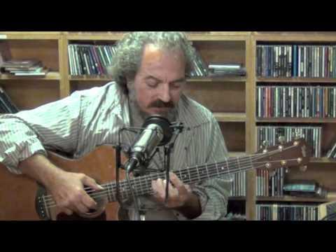 Nick Annis - Half an Angel Song - WLRN Folk Radio with Michael STock