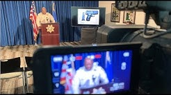 Media Briefing:  OIS #13 Laughlin Casino Armed Robber Incident 8/19/19
