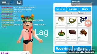 Ignoring my bf and my friend *Roblox*
