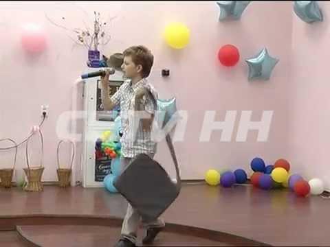 Юный нижегородец Миша Демидов покоряет детское Евровидение.