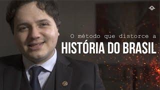 O método que distorce a história do Brasil | Rafael Nogueira