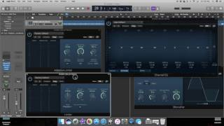 EASY FIX TO MAKE LOGIC PRO X PROJECT LOUD!! - Tutorial