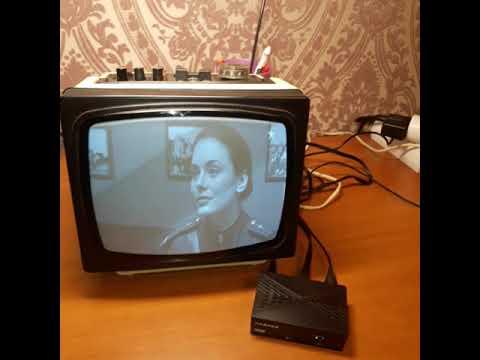 Электроника 23ТБ-316Д видеовход