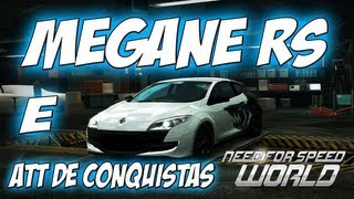 NFS WORLD: Megane RS