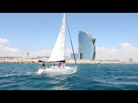 Barcelona Port Tour (english spot)