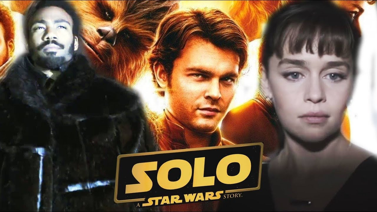 New Han Solo Movie Trailer Breakdown Every Easter Egg Solo A Star Wars Story 2018 Youtube