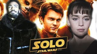 New Han Solo Movie Trailer BREAKDOWN!  Every Easter Egg!  (Solo: A Star Wars Story 2018)